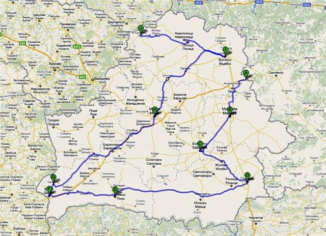 достопримечательности белоруссии как добраться на автомобиле рекой непогода